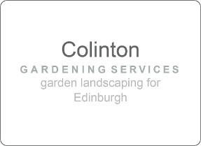 Colinton Gardening Services - garden landscaping for Edinburgh.